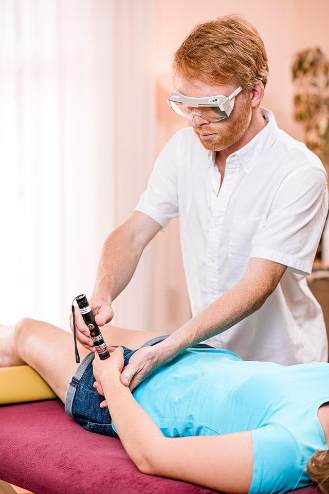 Laserakupunktur, akupunktur,